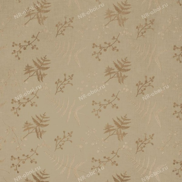 Ткань Fabricut Chromatics Vol. 22 Pumpkin, Pimpernel/Fern