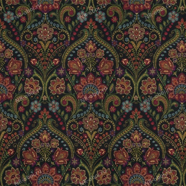 Ткань Fabricut Chromatics Vol. 23 Sedona, Markook/Licorice