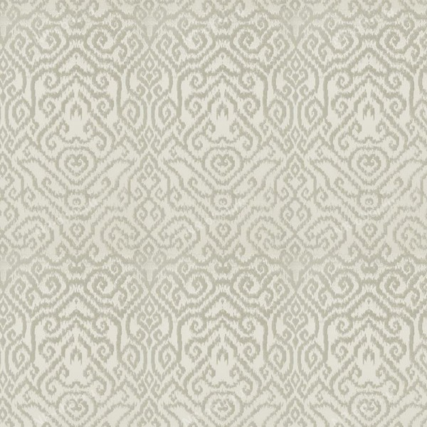 Ткань Fabricut Chromatics Vol. 23 Zinc, Emmer Damask/Shell